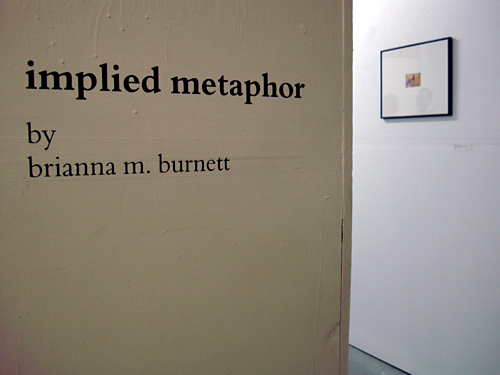 implied metaphor