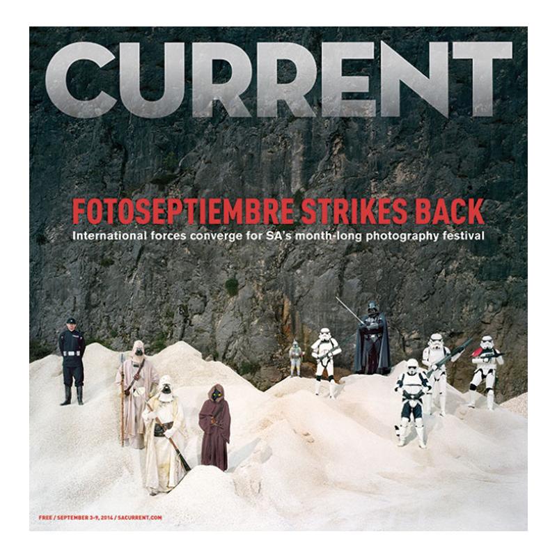 2014-FOTOSEPTIEMBRE-USA_FOTOSEPTIEMBRE-Strikes-Back_San Antonio-Current-Cover