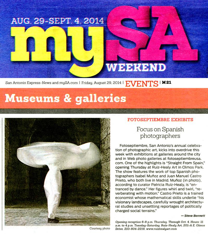 2014-FOTOSEPTIEMBRE-USA_Ruiz-Healy-Art_San-Antonio-Express-News-Weekender