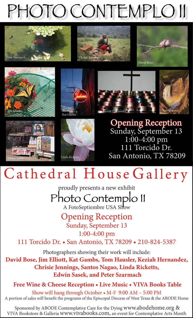 2015-FOTOSEPTIEMBRE-USA_Cathedral-House-Gallery_Promo-Poster