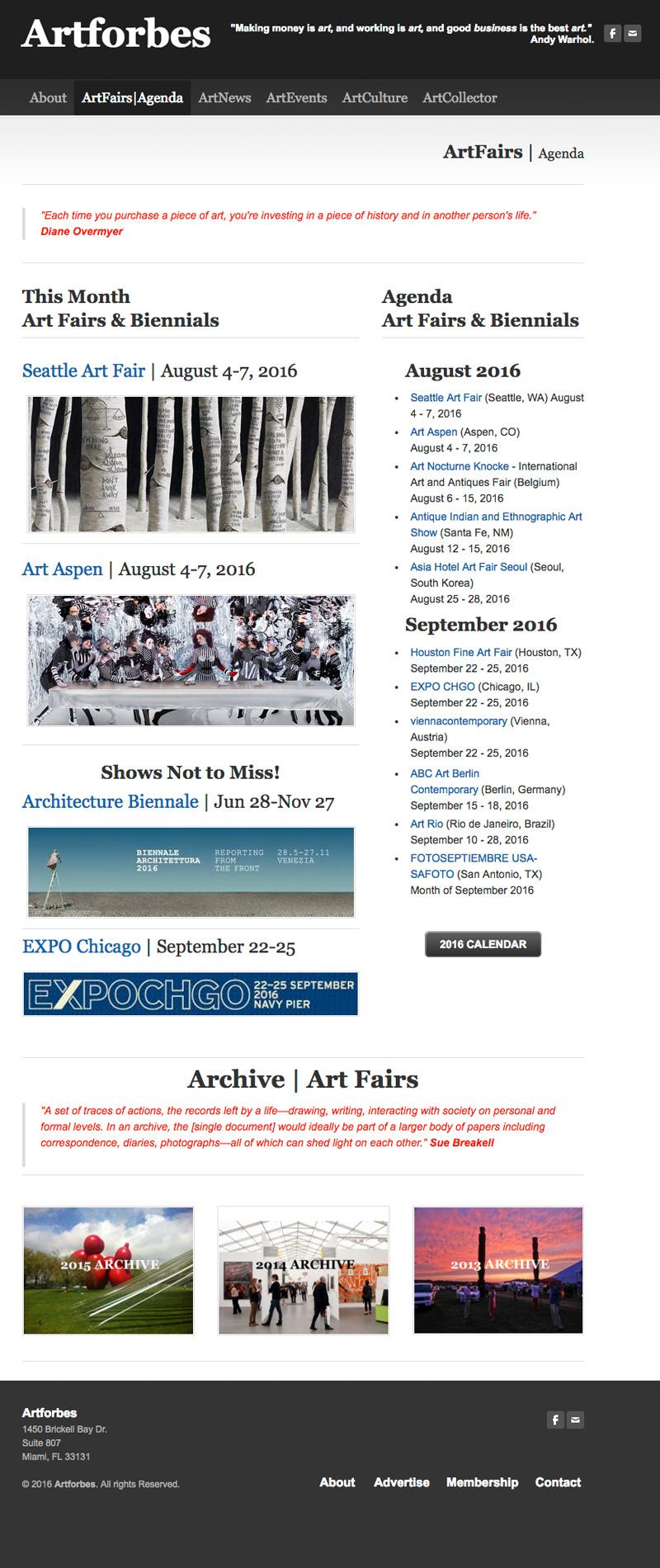 2016-FOTOSEPTIEMBRE-USA_Artfairs-Agenda_August_Artforbes