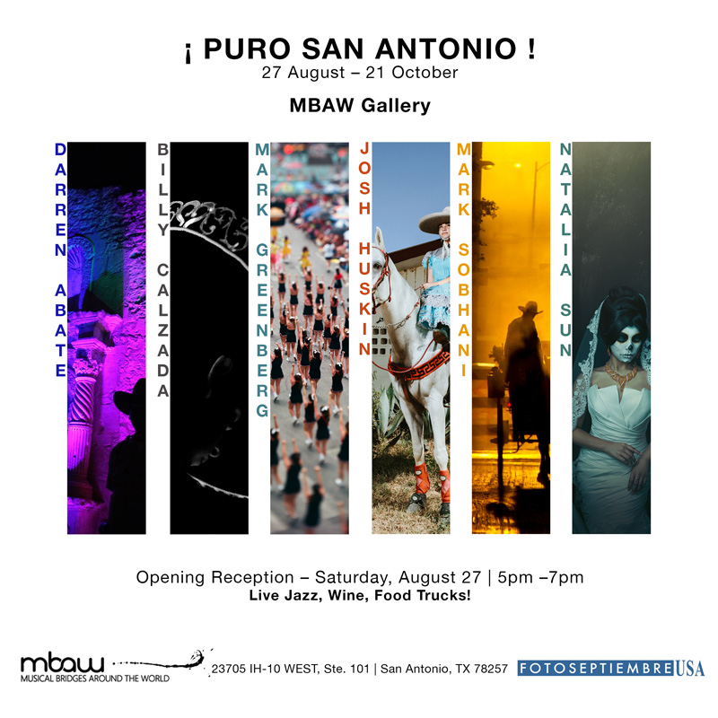 2016-FOTOSEPTIEMBRE-USA_Press-Archives_Puro-San-Antonio-Exhibition_Musical-Bridges-Around-The-World-Promo-Card
